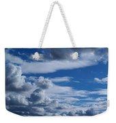 Cloud Ten Weekender Tote Bag