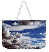 Cloud Ten Enhanced Weekender Tote Bag