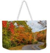 Cloudland Beauty Weekender Tote Bag