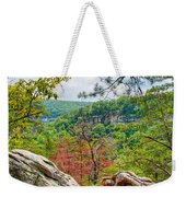 Cloudland Canyon State Park Georgia Weekender Tote Bag
