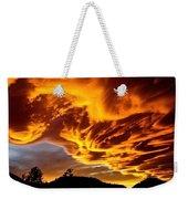 Clouds 2 Weekender Tote Bag