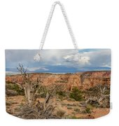 Clouds Above Weekender Tote Bag