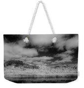 Clouds Above Klamath Weekender Tote Bag