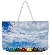 Clouds And Sheds Weekender Tote Bag