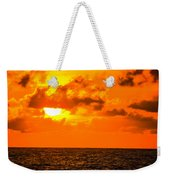 Clouds And Sun Play  Weekender Tote Bag