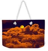 Clouds And The Moon Weekender Tote Bag
