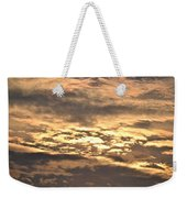 Clouds At Sunset Weekender Tote Bag