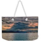 Clouds Explosion Weekender Tote Bag