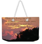Clouds - Featured In Beauty Captured Group Weekender Tote Bag