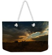Clouds In New Mexico Weekender Tote Bag