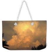 Clouds In The Evening II Weekender Tote Bag