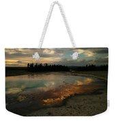 Clouds In The Water Weekender Tote Bag