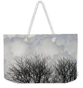 Clouds Named Cotton Weekender Tote Bag