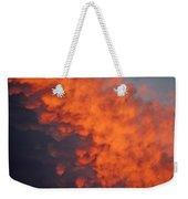 Clouds Of Fire Weekender Tote Bag