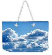 Clouds Of Glory II Weekender Tote Bag