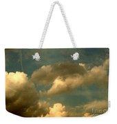 Clouds Of Yesterday Weekender Tote Bag