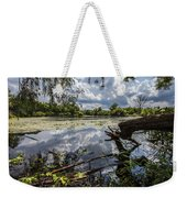 Clouds On The Water Weekender Tote Bag
