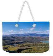 Clouds Over A Mountain Range, Torres Weekender Tote Bag