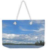 Clouds Over Algoma Weekender Tote Bag