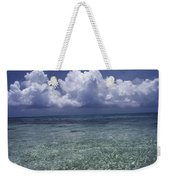 Clouds Over Bora Bora Weekender Tote Bag