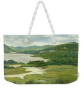 Clouds Over Constitution Marsh Weekender Tote Bag