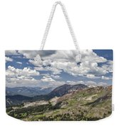 Clouds Over Crested Butte Weekender Tote Bag