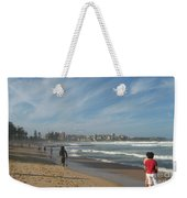 Clouds Over Manly Beach Weekender Tote Bag
