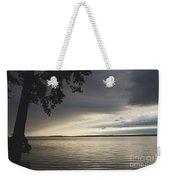 Clouds Over Seneca Lake Weekender Tote Bag