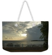 Clouds Over The Sea Weekender Tote Bag