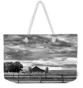 Clouds Over The Upper Midwest Weekender Tote Bag