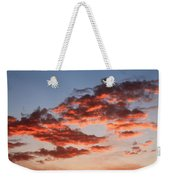 Clouds Shining Weekender Tote Bag