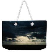 Clouds Sunlight And Seagulls Weekender Tote Bag by Hakon Soreide