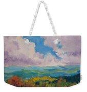 Cloudscape 1 Weekender Tote Bag