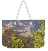 Cloudy Bright Angel Trail II Weekender Tote Bag