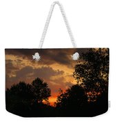 Cloudy Dawn Weekender Tote Bag