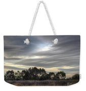 Cloudy Day 5 Weekender Tote Bag