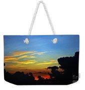 Cloudy Morning In Fort Lauderadale Weekender Tote Bag