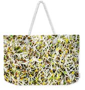 Clover Sprouts Weekender Tote Bag
