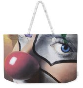 Clown Mural Weekender Tote Bag
