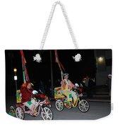 Clowns On Bikes Weekender Tote Bag