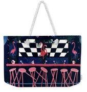 Club Flamingo Weekender Tote Bag