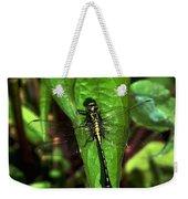 Club Tailed Dragonfly Weekender Tote Bag