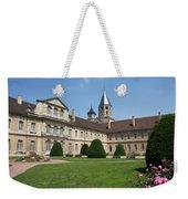 Cluny Abbey - Burgundy Weekender Tote Bag
