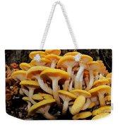 Cluster Fungi Weekender Tote Bag