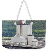 Coal Mine Electrical Energy Power Plant In Nature Weekender Tote Bag