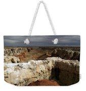 Coal Mine Mesa 08 Weekender Tote Bag