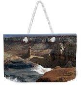 Coal Mine Mesa 09 Weekender Tote Bag