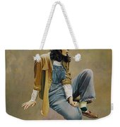Coal Miner's Daughter  Weekender Tote Bag