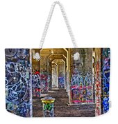 Coal Piers Weekender Tote Bag
