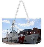 Coast Guard 37  Weekender Tote Bag